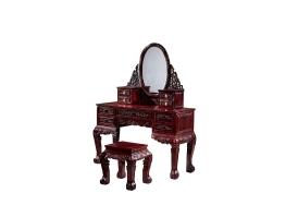 新古典红木家具攒边工艺