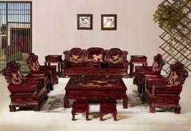 南美酸枝红木家具怎么搬运