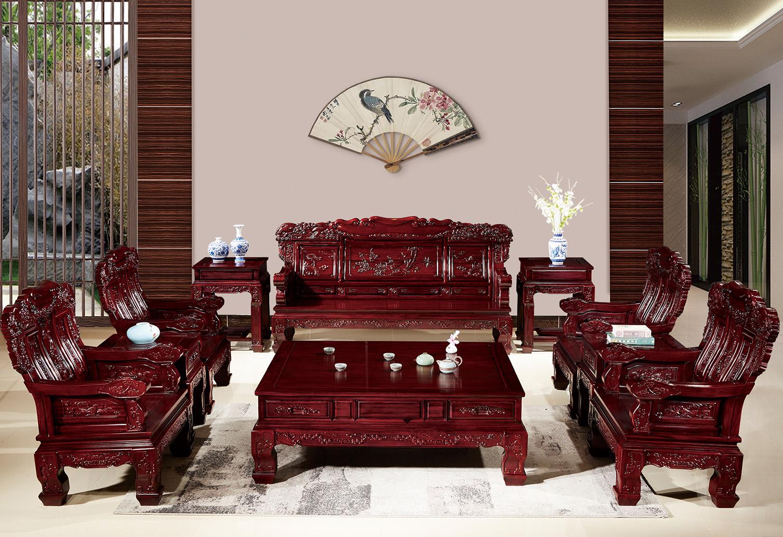 南美酸枝红木家具