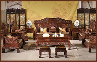 印尼黑酸枝红木家具