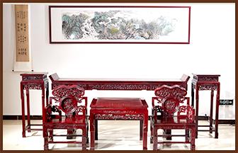 新古典红木家具